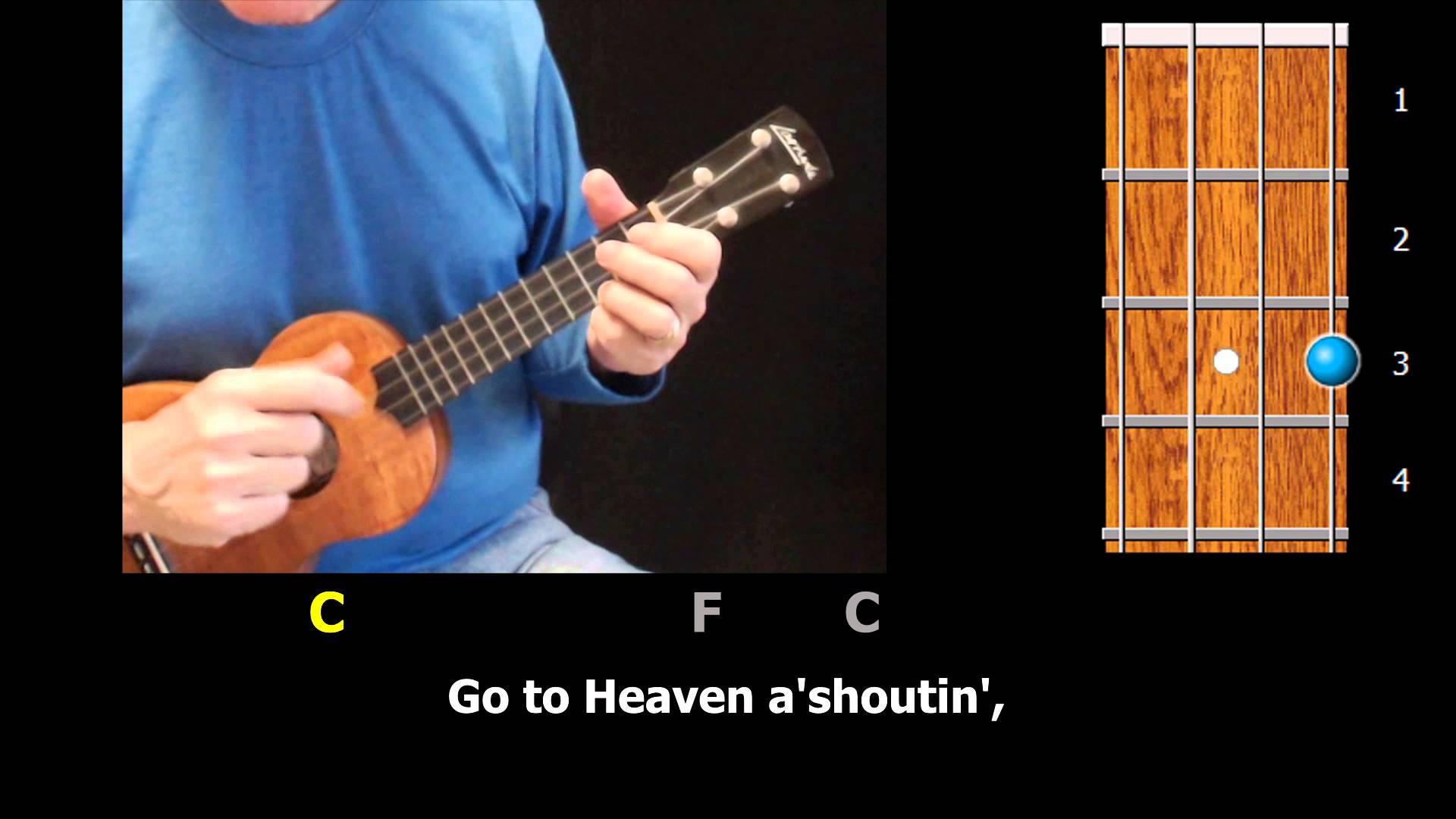 Strawberry wine ukulele strum along with chords and lyrics go rest high on that mountain clawhammer ukulele hexwebz Images