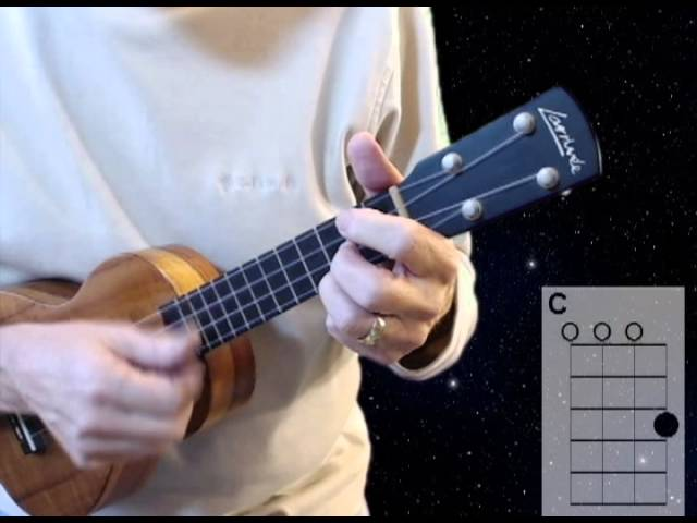White Christmas Easy Ukulele Strum Along Ezfolk